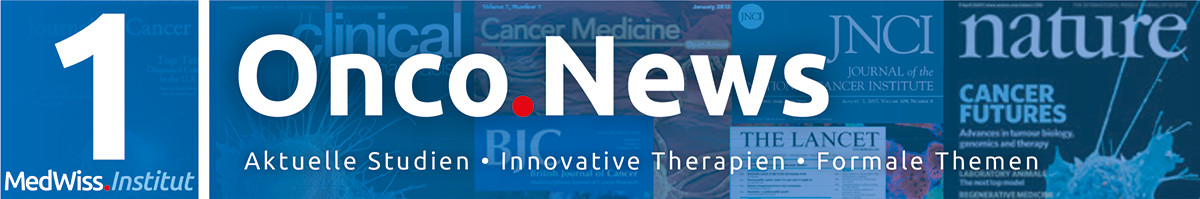 OncoNews Ausgabe 1 Header